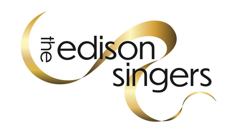 The Edison Singers Logo